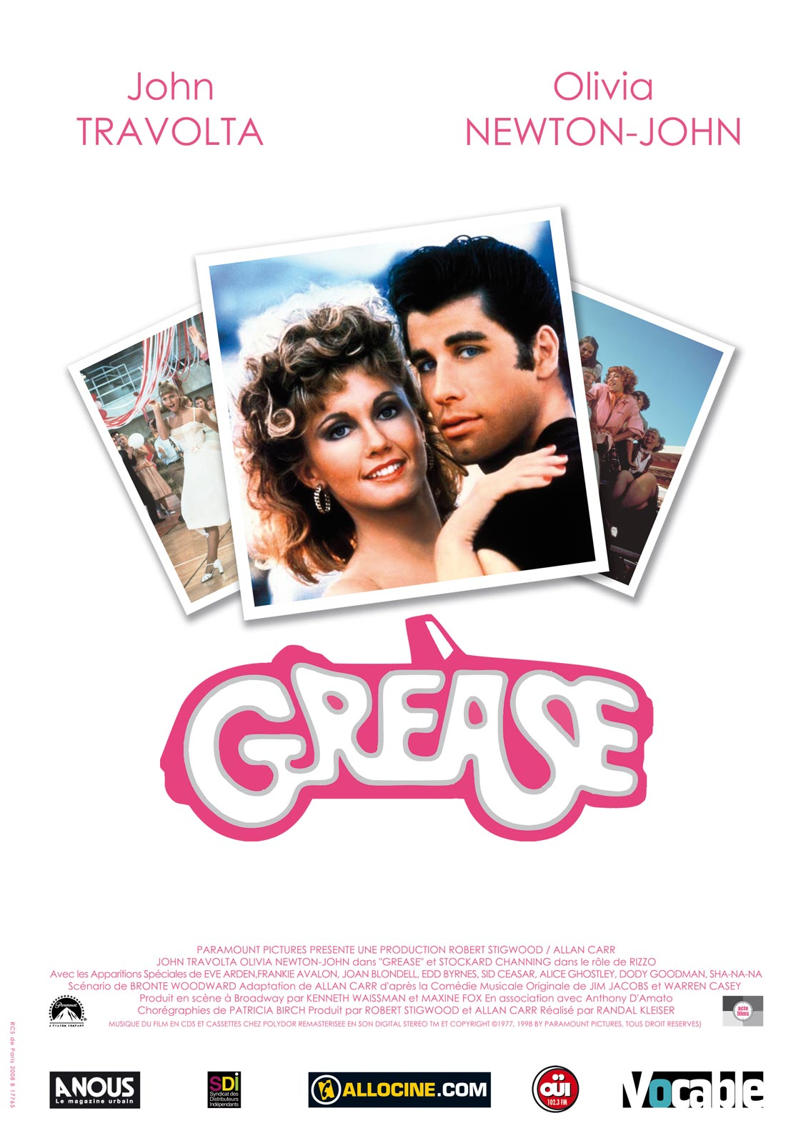 Grease : Photos et aff...