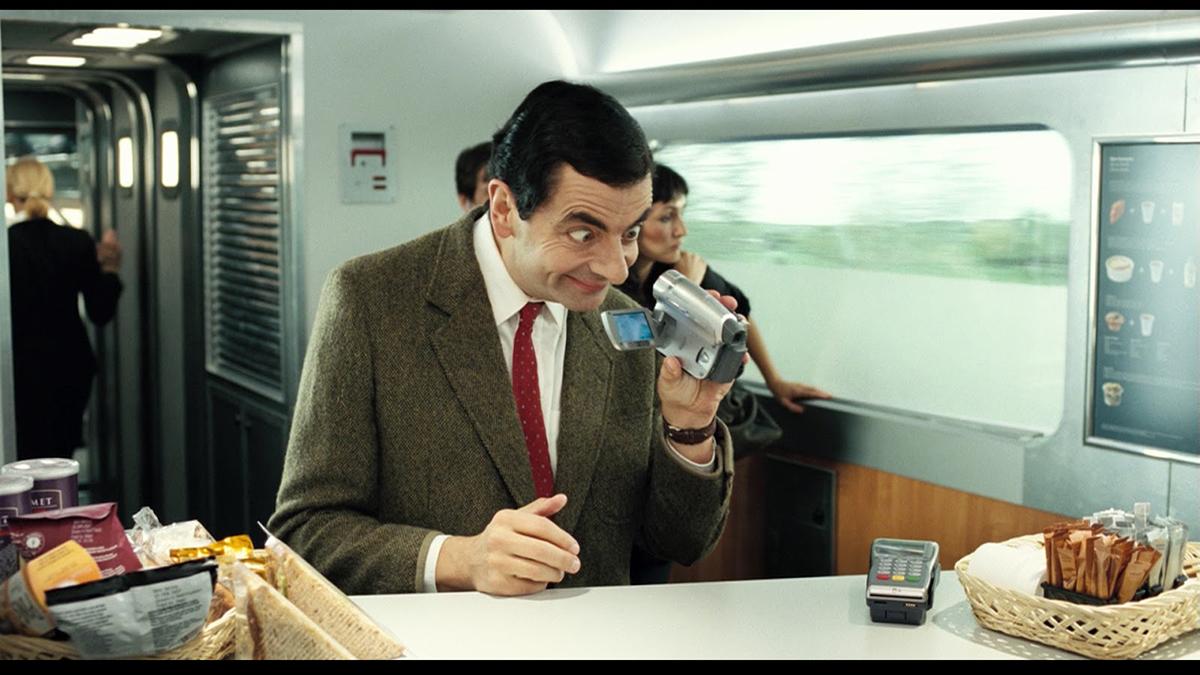 Les vacances de Mr. Bean (Film, 2007) — CinéSéries