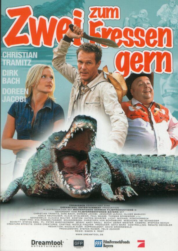 Alerte au crocodile ! streaming