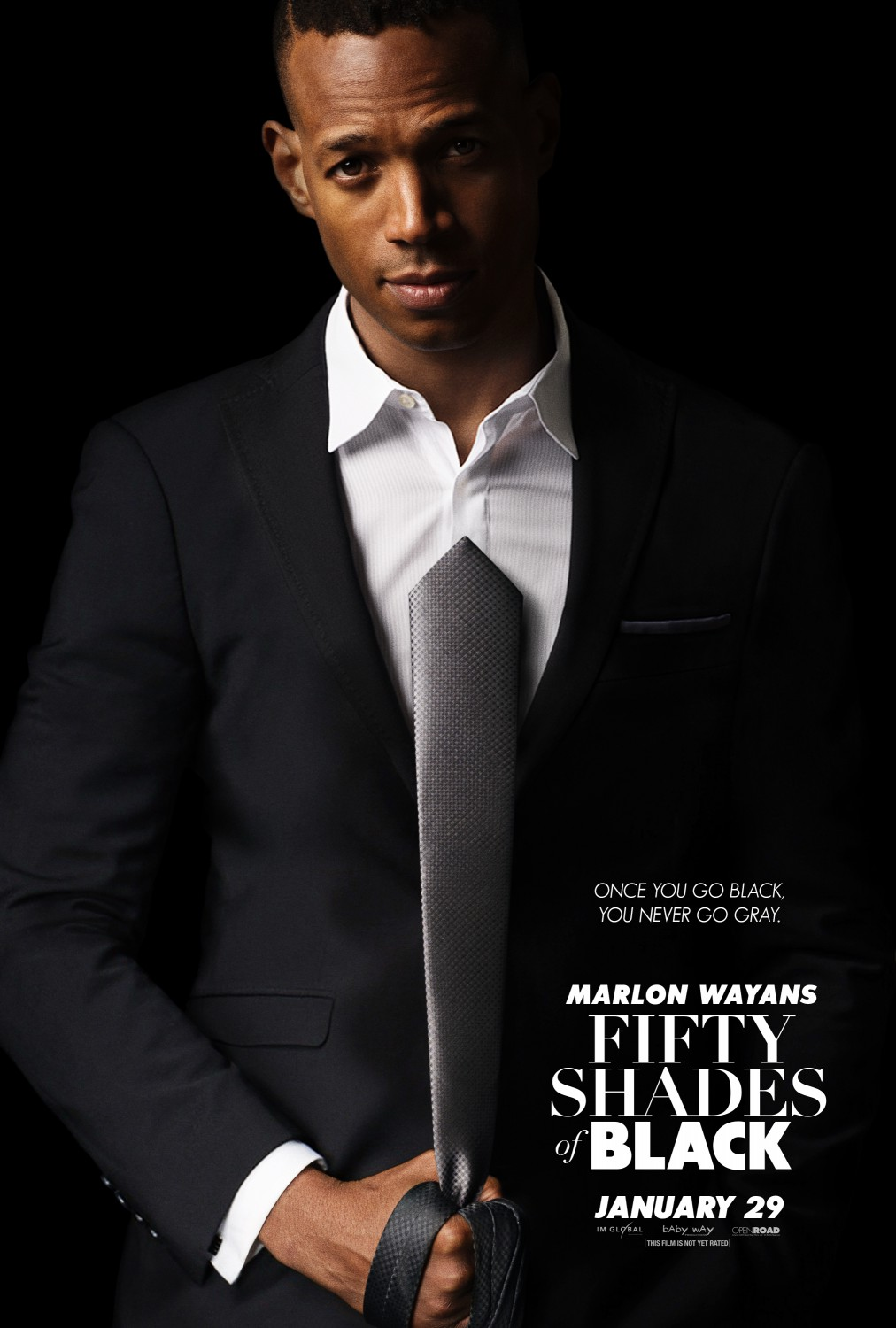 Fifty Shades of Black streaming