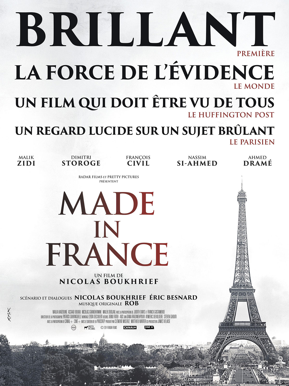 Regarder film Made in France