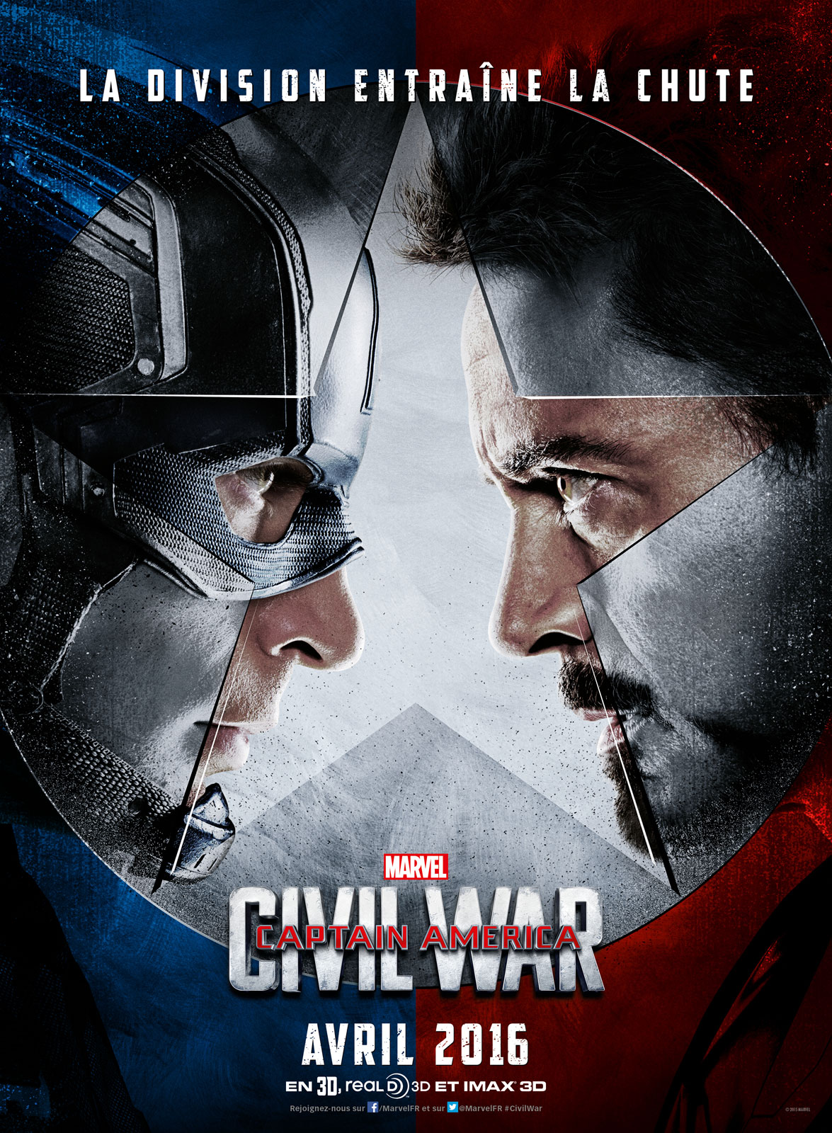 Captain America: Civil War en streaming