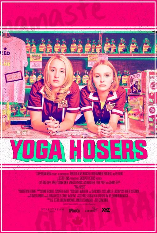 Yoga Hosers streaming