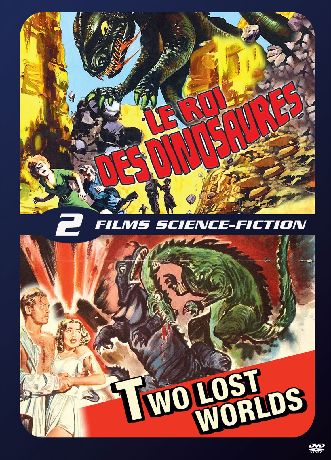 two lost worlds film 1951 allocin. Black Bedroom Furniture Sets. Home Design Ideas