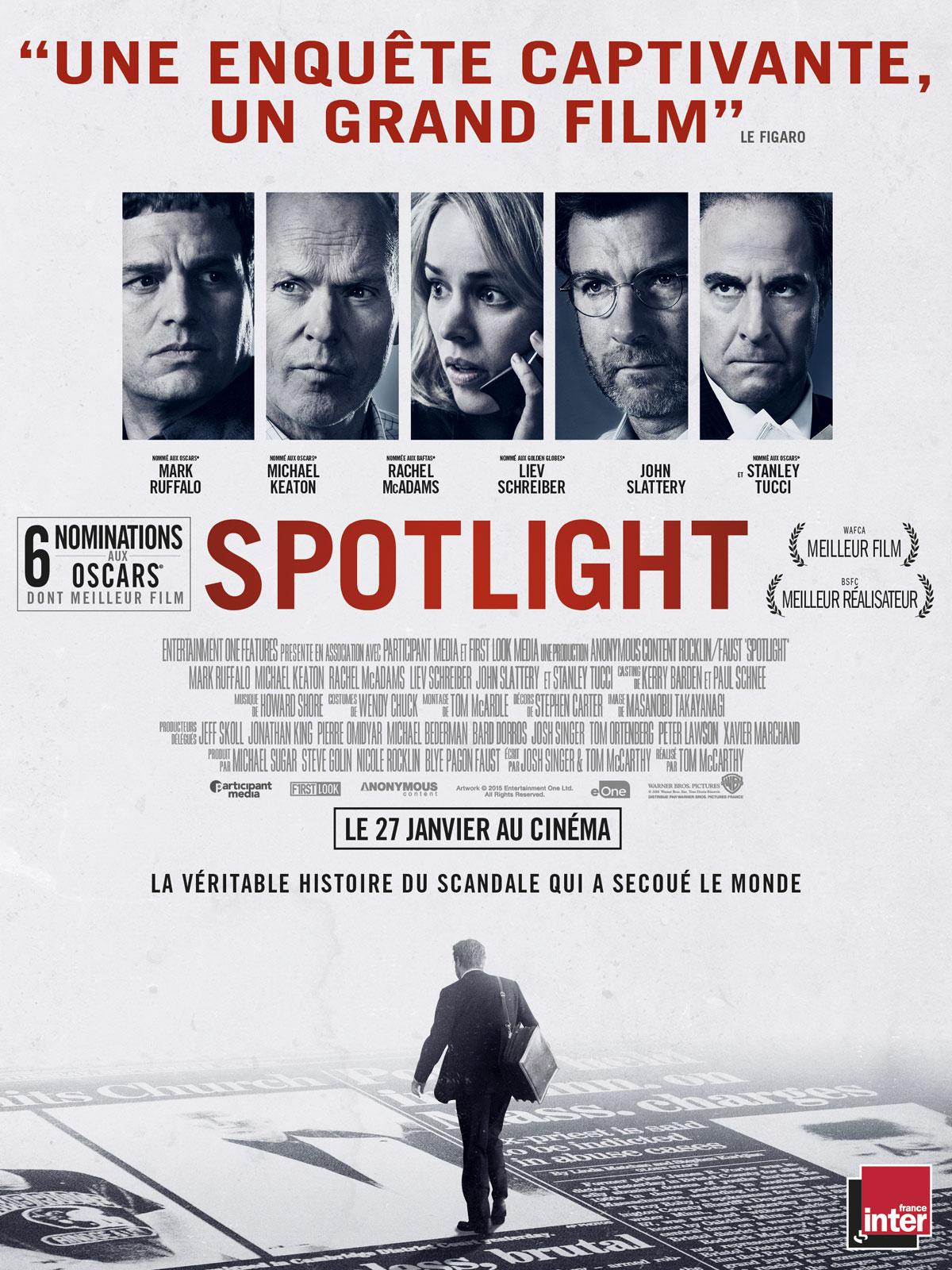 Spotlight DVDRIP VOSTFR