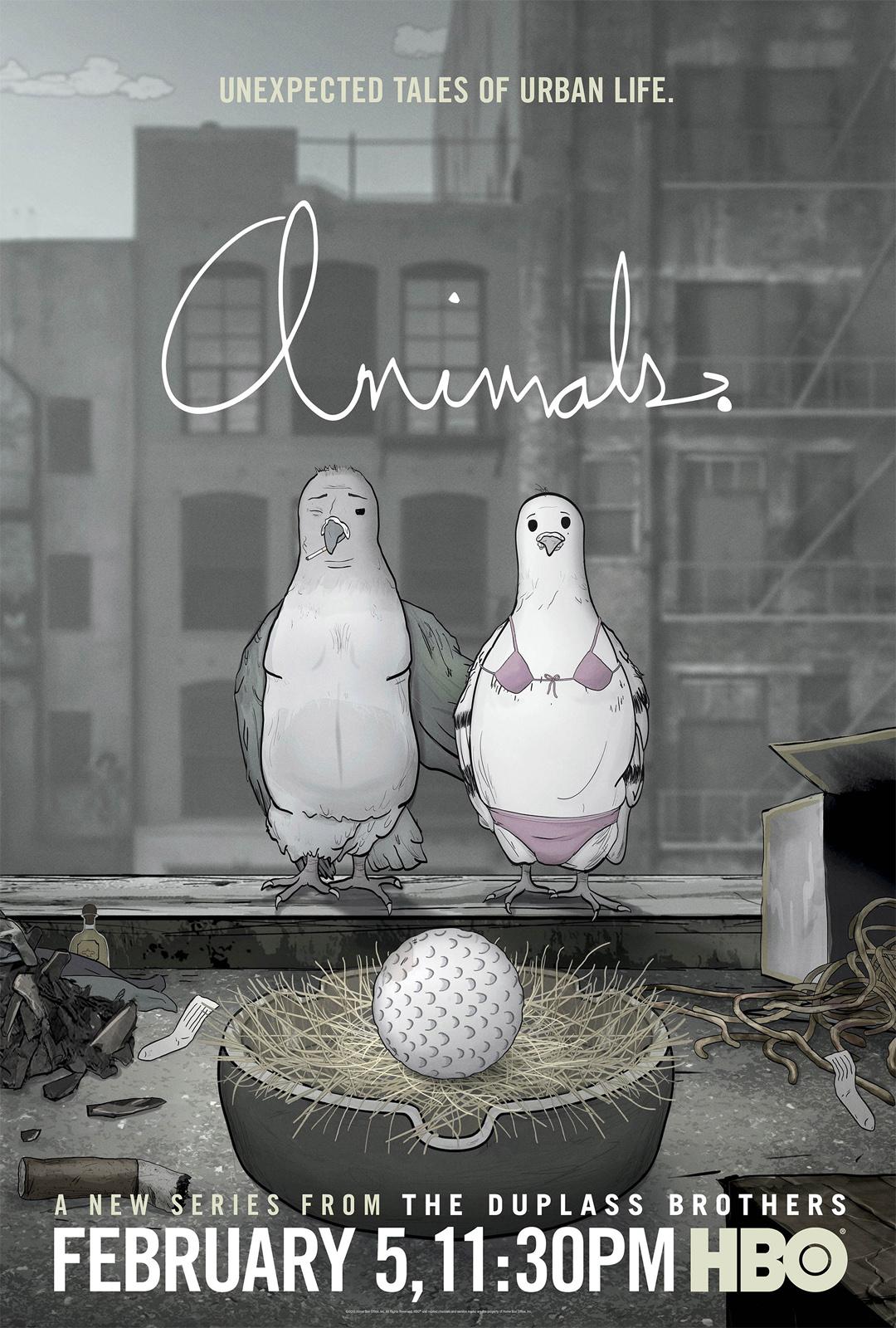 Animals. - Saison 1 [06/10] FRENCH | Qualité HDTV