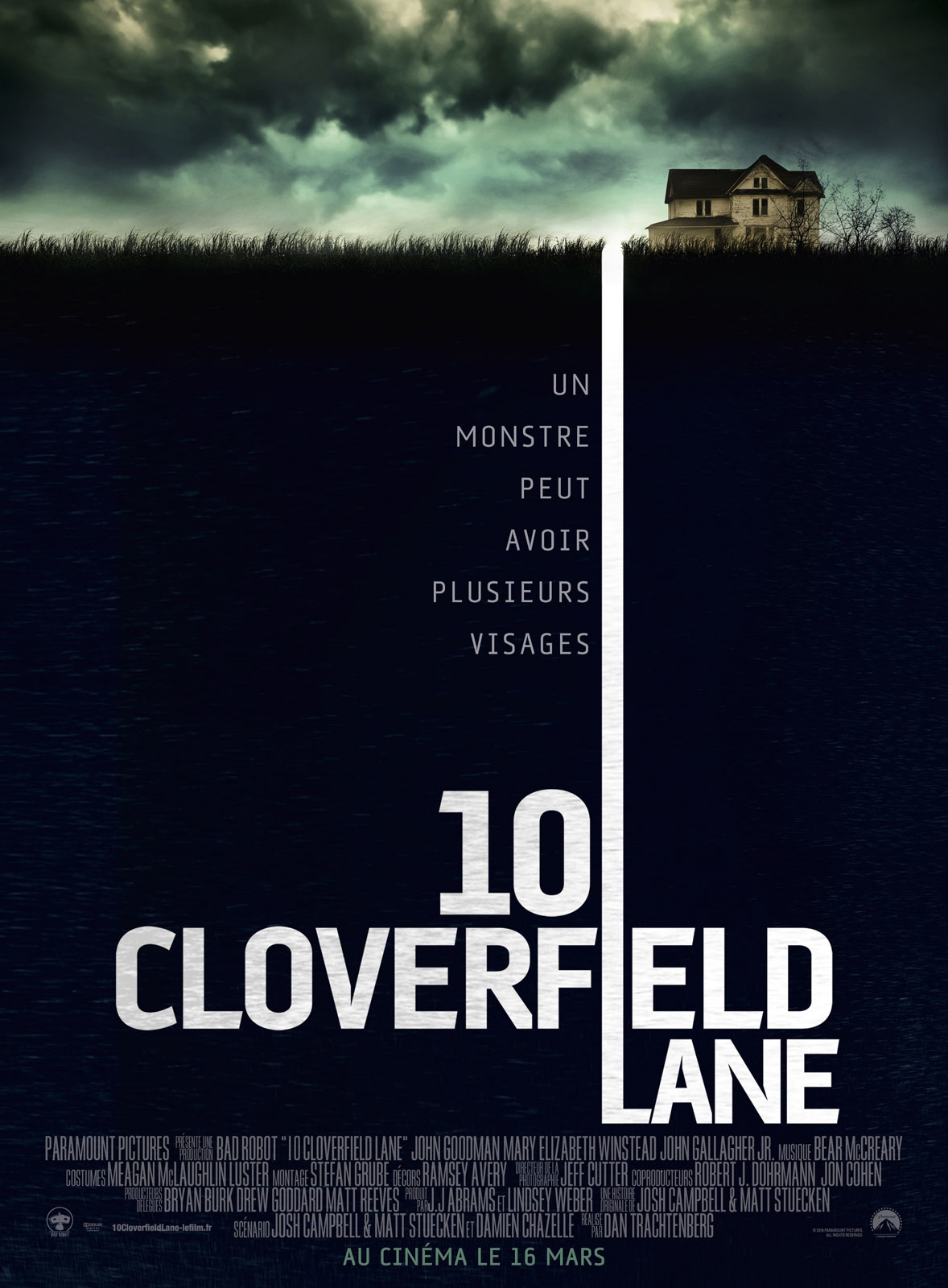 10 Cloverfield Lane ddl