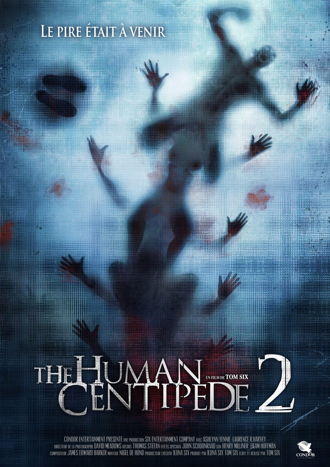 The Human Centipede 2 (Full Sequence) streaming