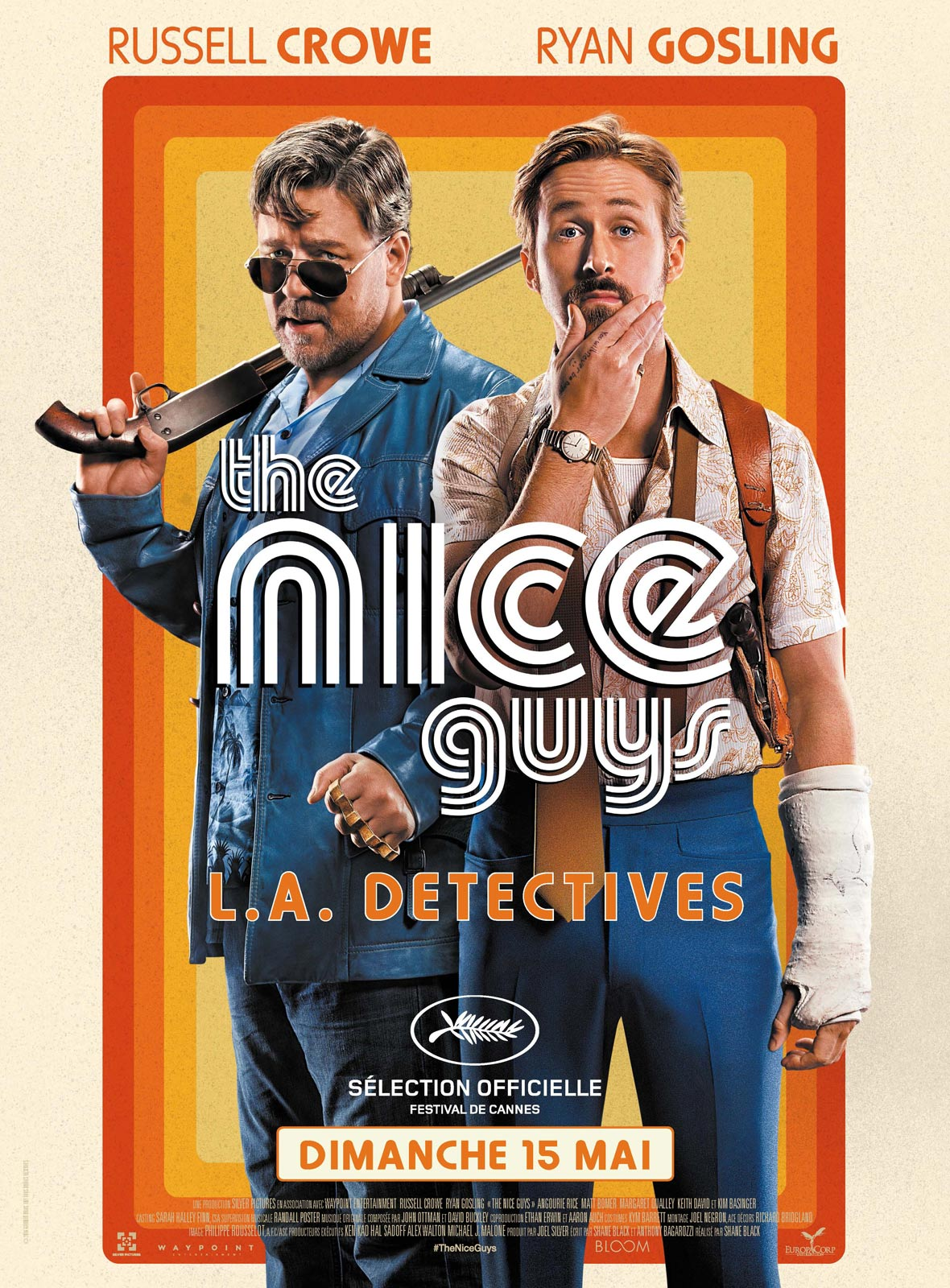 The Nice Guys ddl
