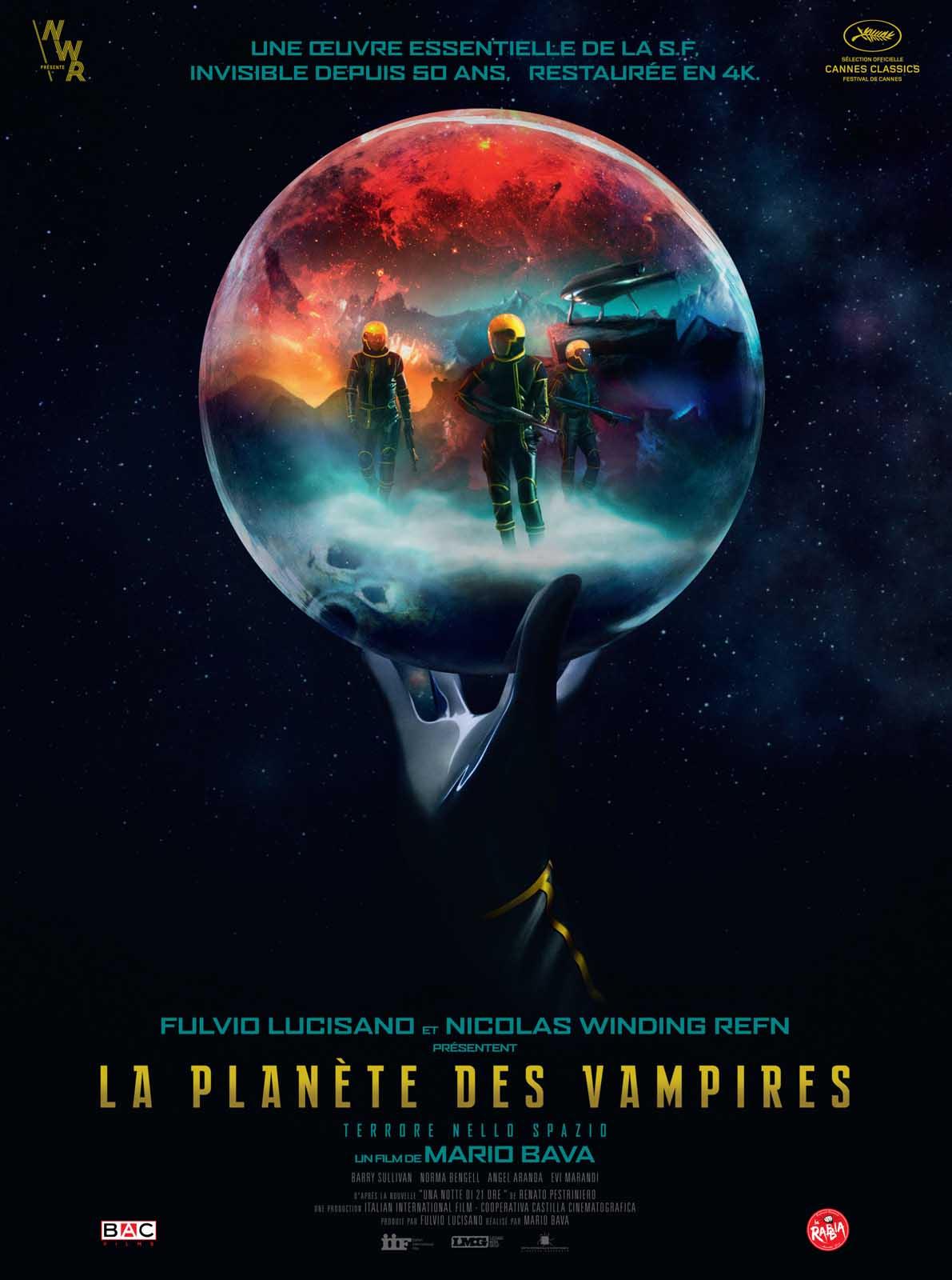 La Planète des vampires streaming