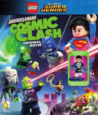 Lego DC Comics Super Heroes: Justice League - Cosmic Clash streaming