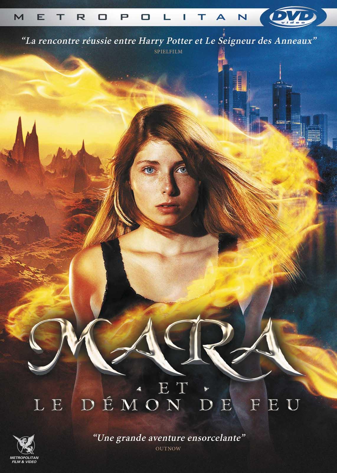 Mara et le démon de feu ddl