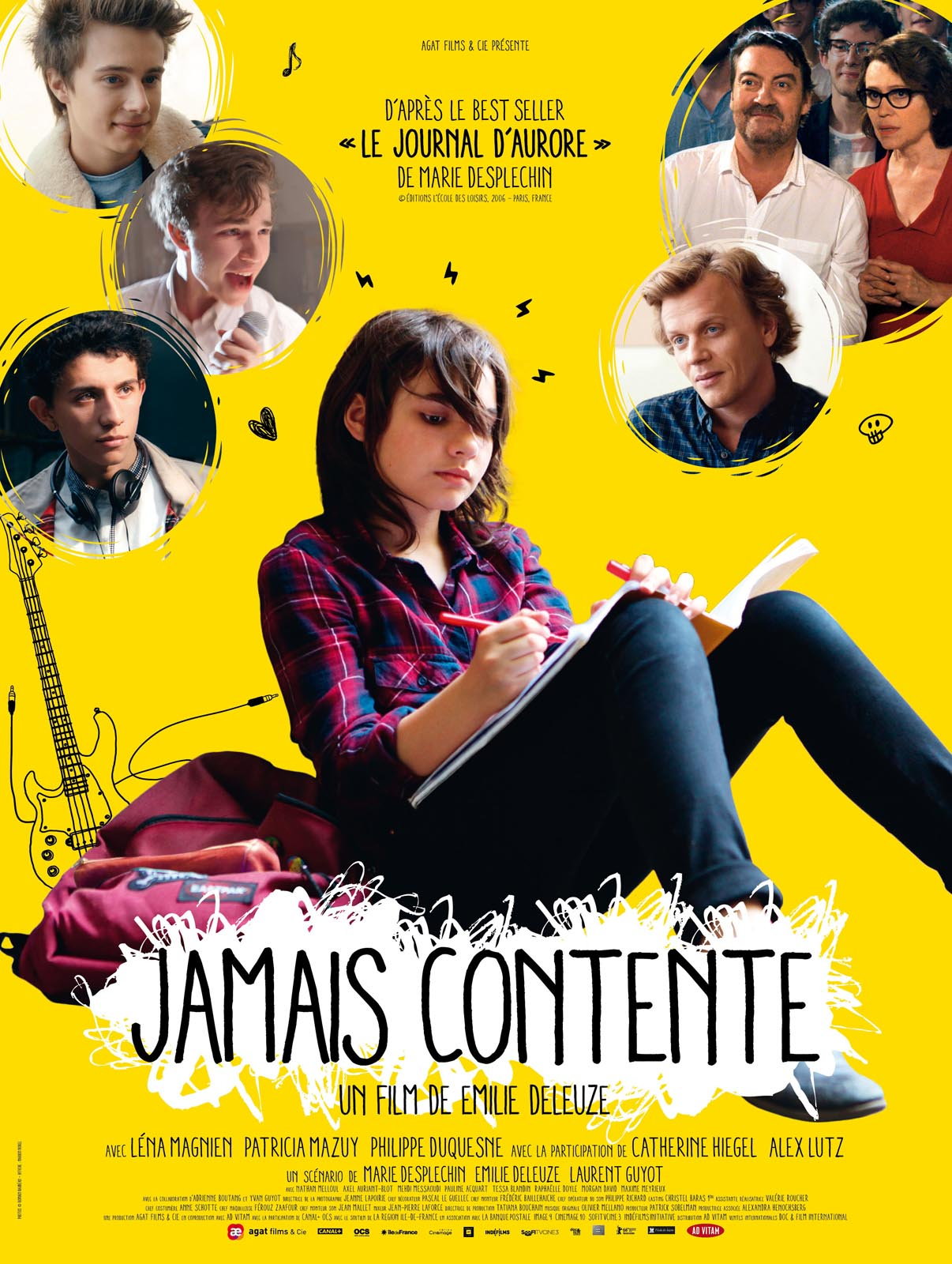 Jamais contente Streaming Francais HDRIP