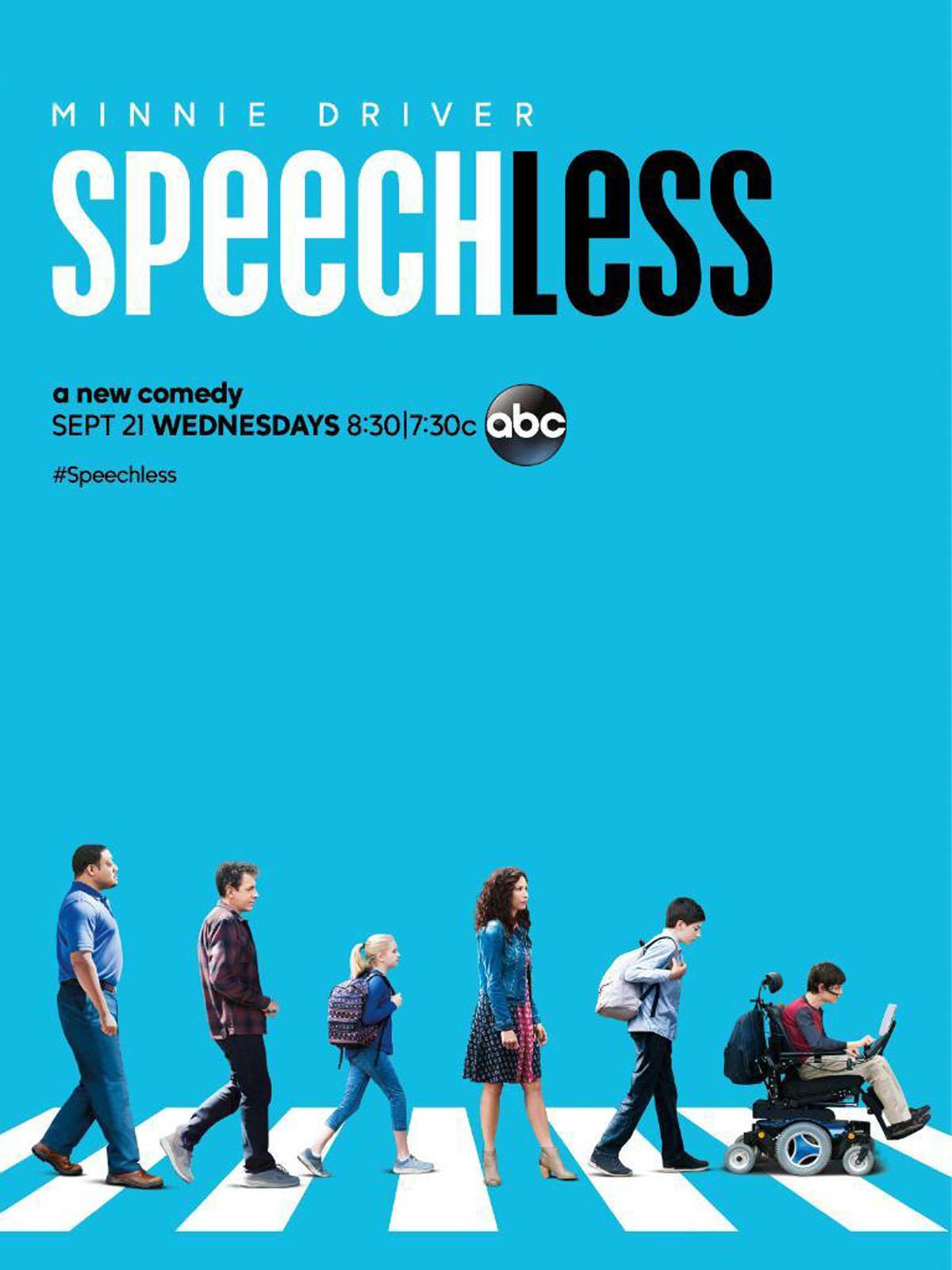 Speechless - Saison 1