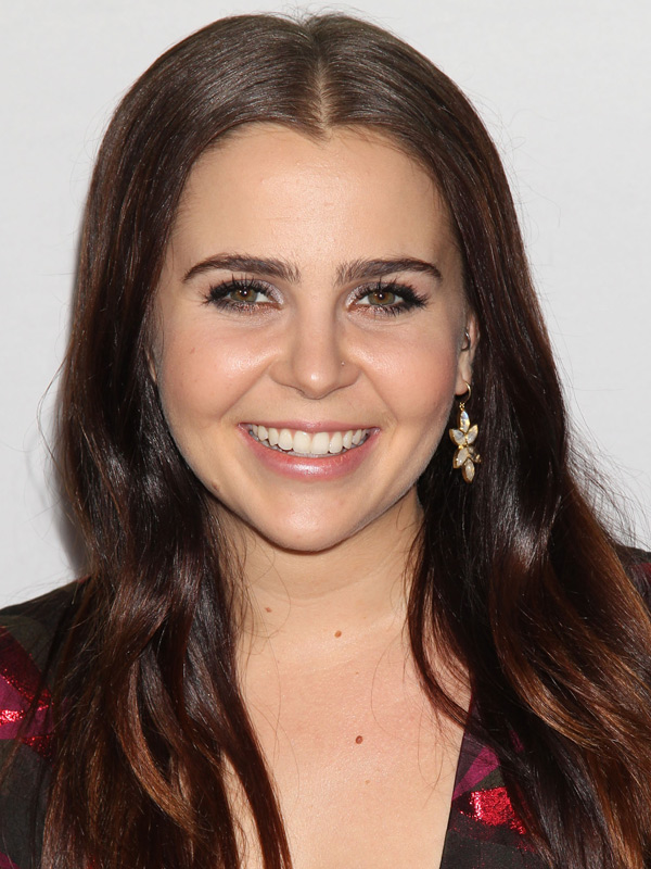 whitman dating 20 things we learned from the cast of parenthood we spoke with actors mae whitman (amber it's like two people i dated in different ways are dating each.