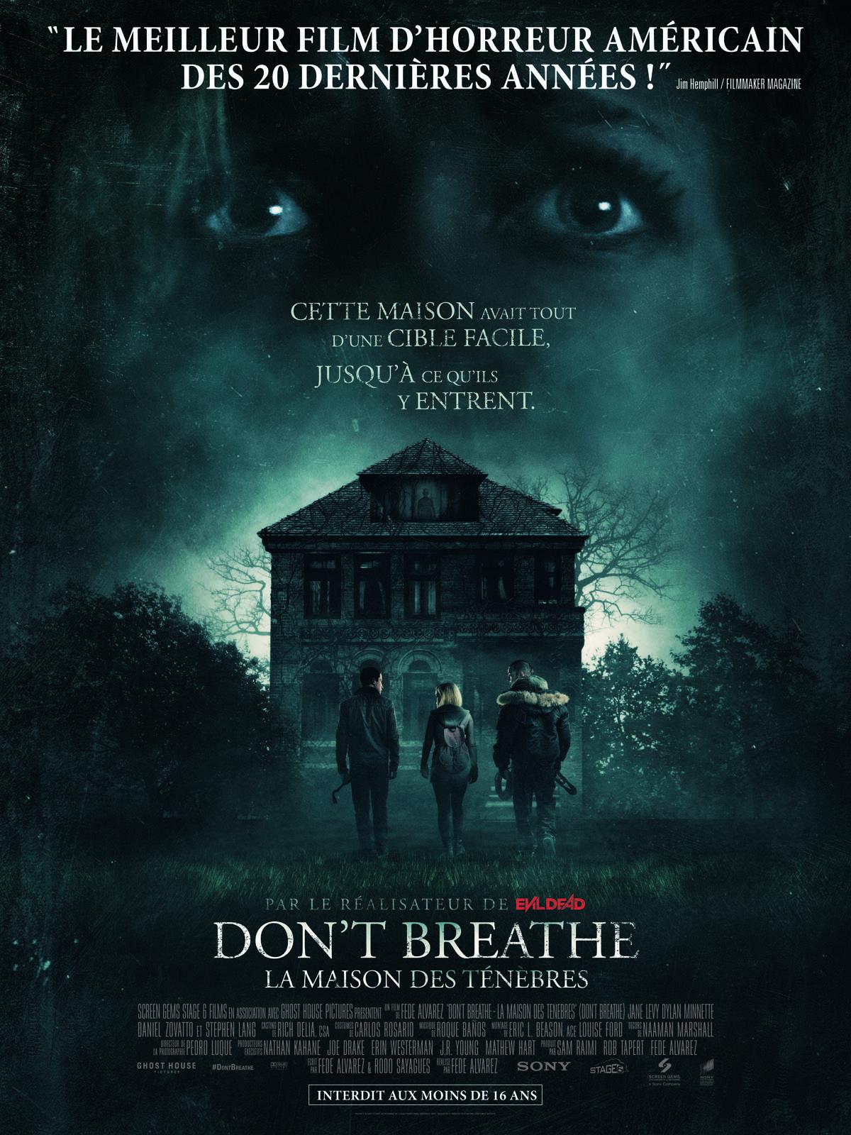 Don't Breathe - La maison des ténèbres ddl