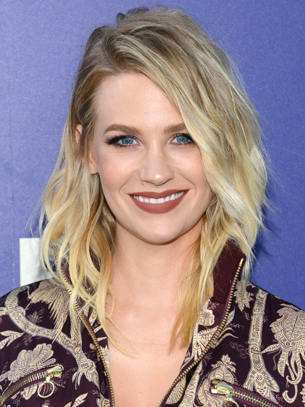 January Jones - AlloCiné