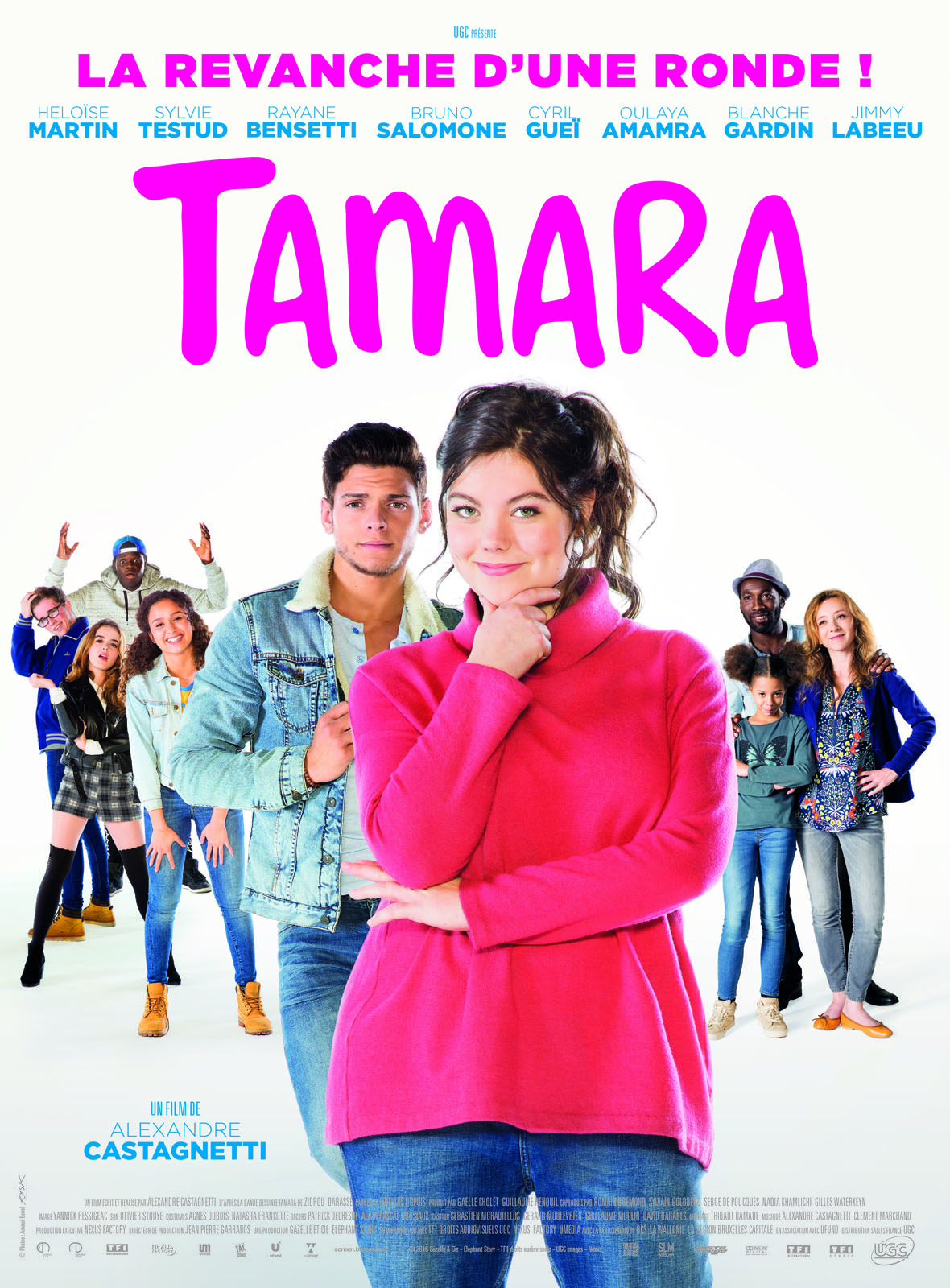 affiche du film tamara affiche 1 sur 1 allocin. Black Bedroom Furniture Sets. Home Design Ideas