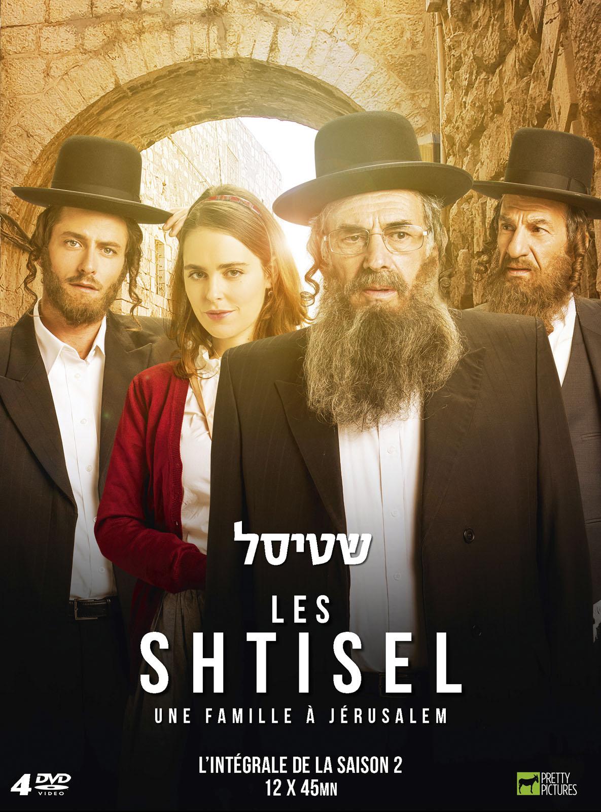 29 - Les Shtisel: Une Famille à Jérusalem