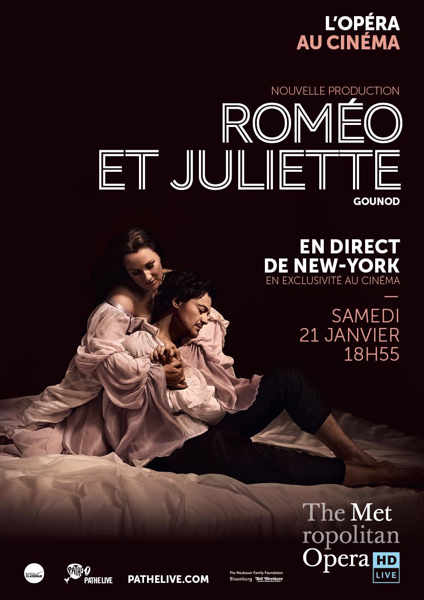 Roméo et Juliette (Met-Pathé Live) Streaming Français Complet