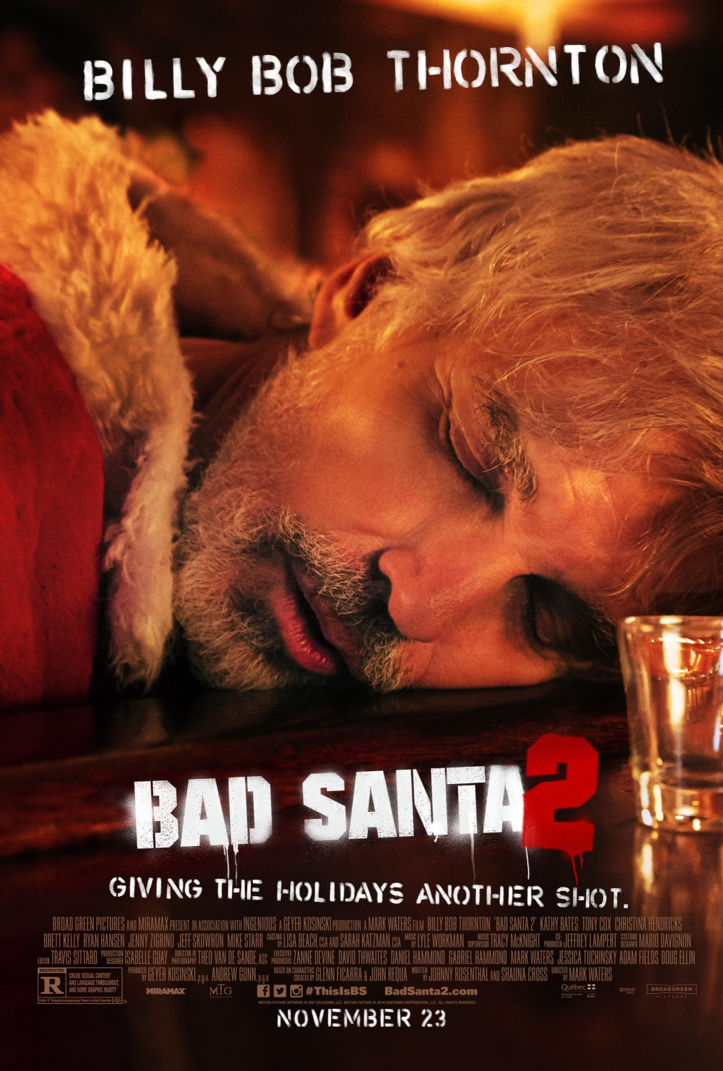 Bad Santa 2 Français BDRiP