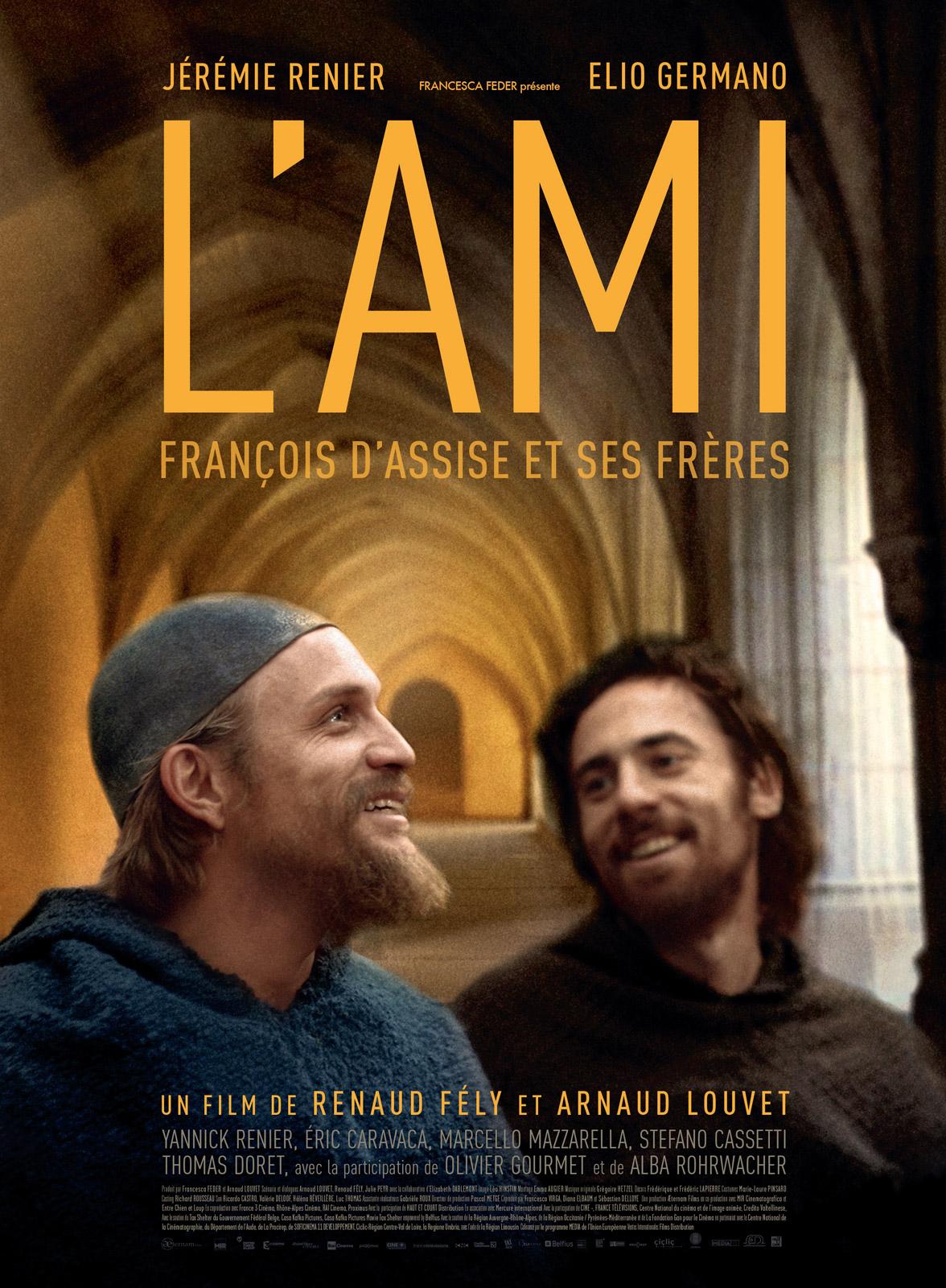 L'Ami, François d'Assise et ses frères Streaming Complet VF