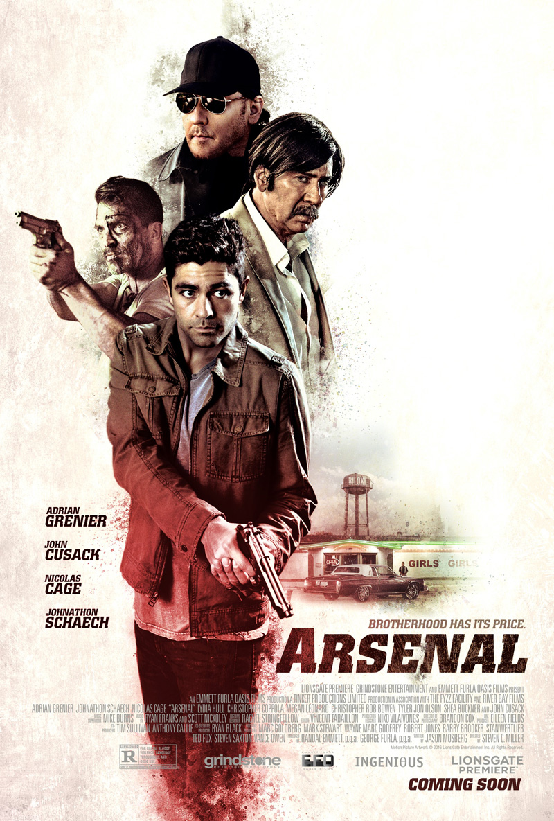 Arsenal TRUEFRENCH BDRIP