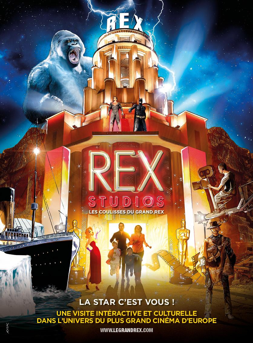 s ances du film rex studios allocin. Black Bedroom Furniture Sets. Home Design Ideas