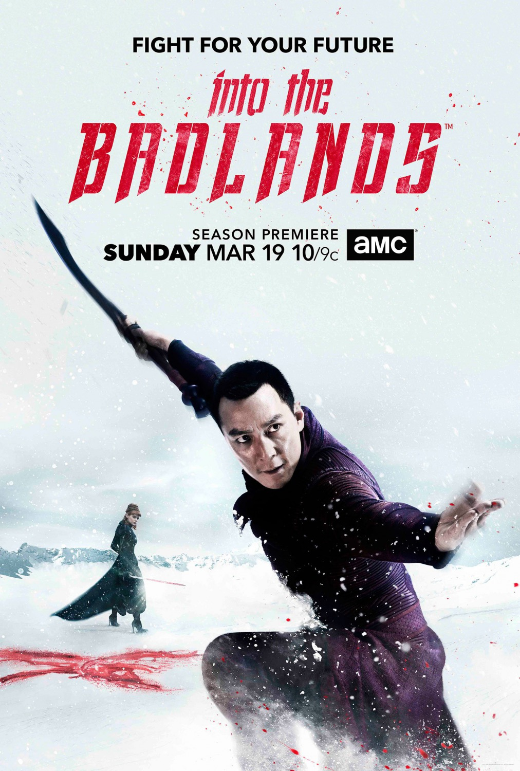Into the Badlands streaming