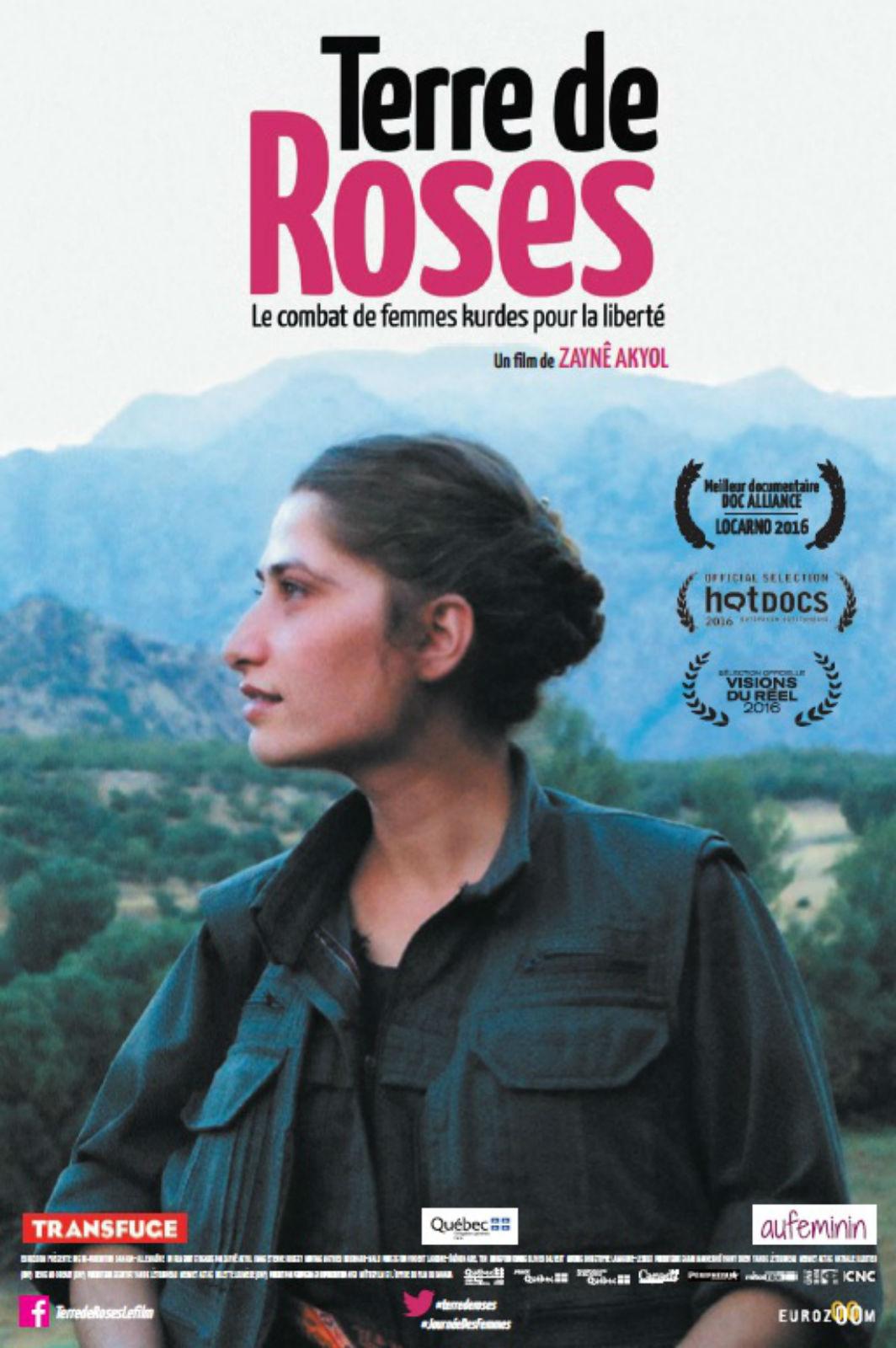 TERRES DE ROSES