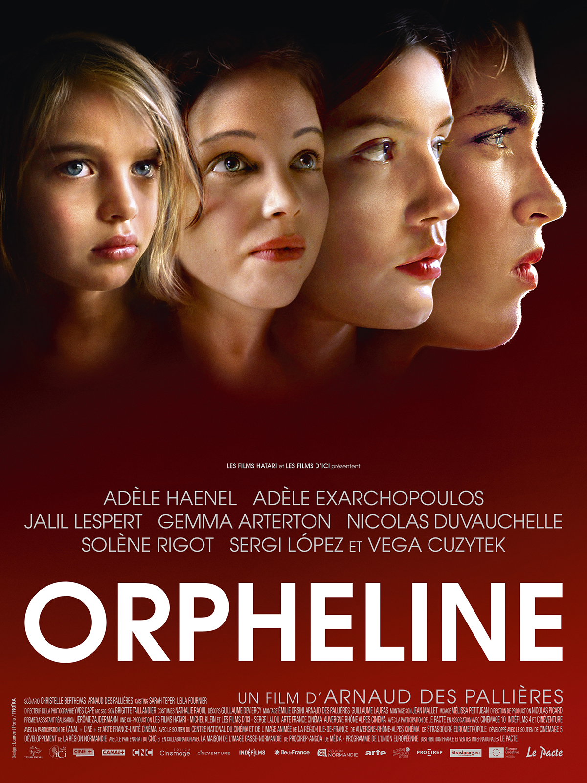 affiche du film orpheline affiche 1 sur 2 allocin. Black Bedroom Furniture Sets. Home Design Ideas