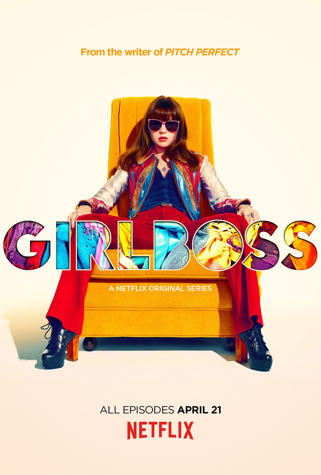 Girlboss Serie