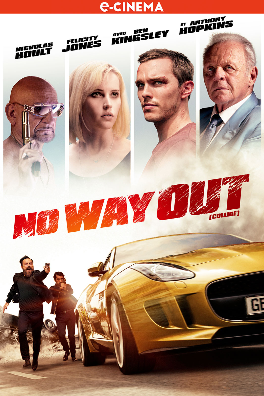 no way out When it's okay to stray from the source: no way out resets the big clock   book's publication), and once in 1987, under the title no way out.