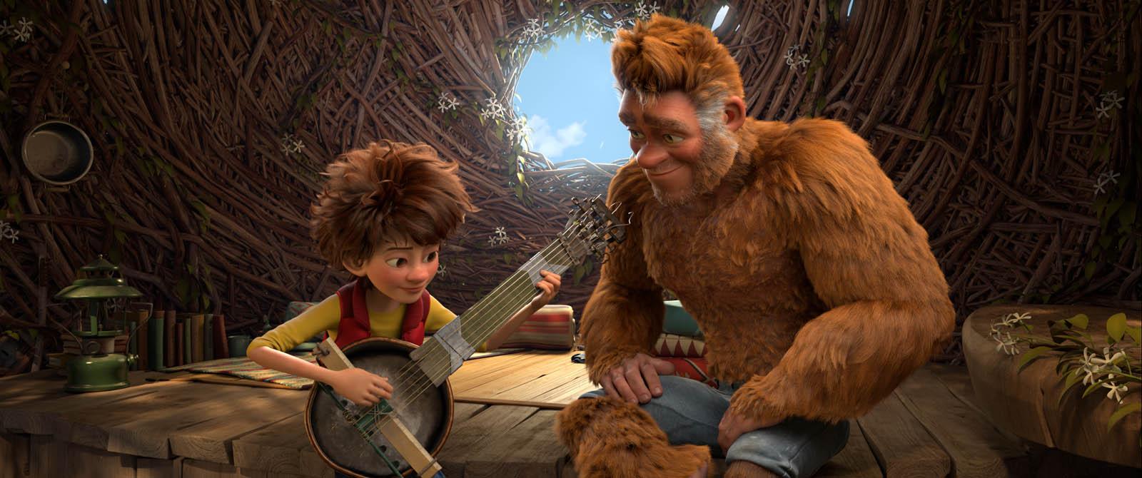 Descargar El hijo de Bigfoot
