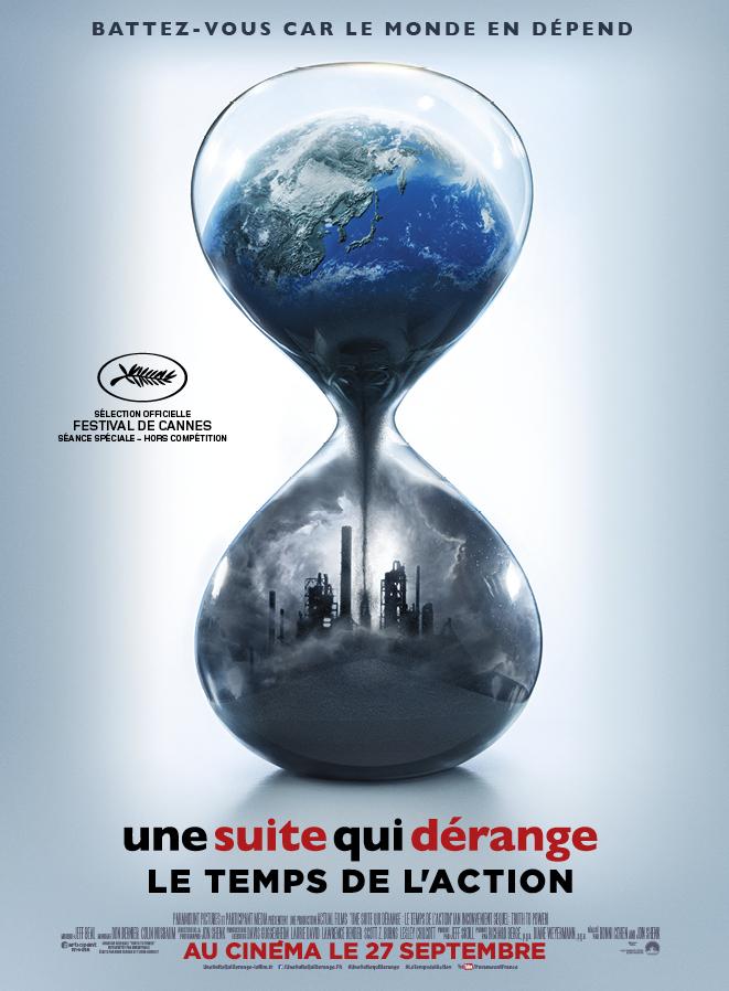 affiche du film : Une suite qui dérange : le temps de l'action