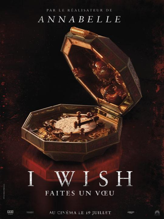 Affiche Du Film I Wish Faites Un V U Affiche 2 Sur 2