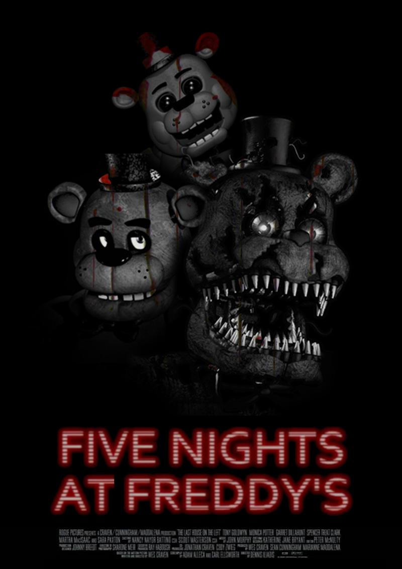 Five Nights At Freddy S Film 2020 Allocin 233