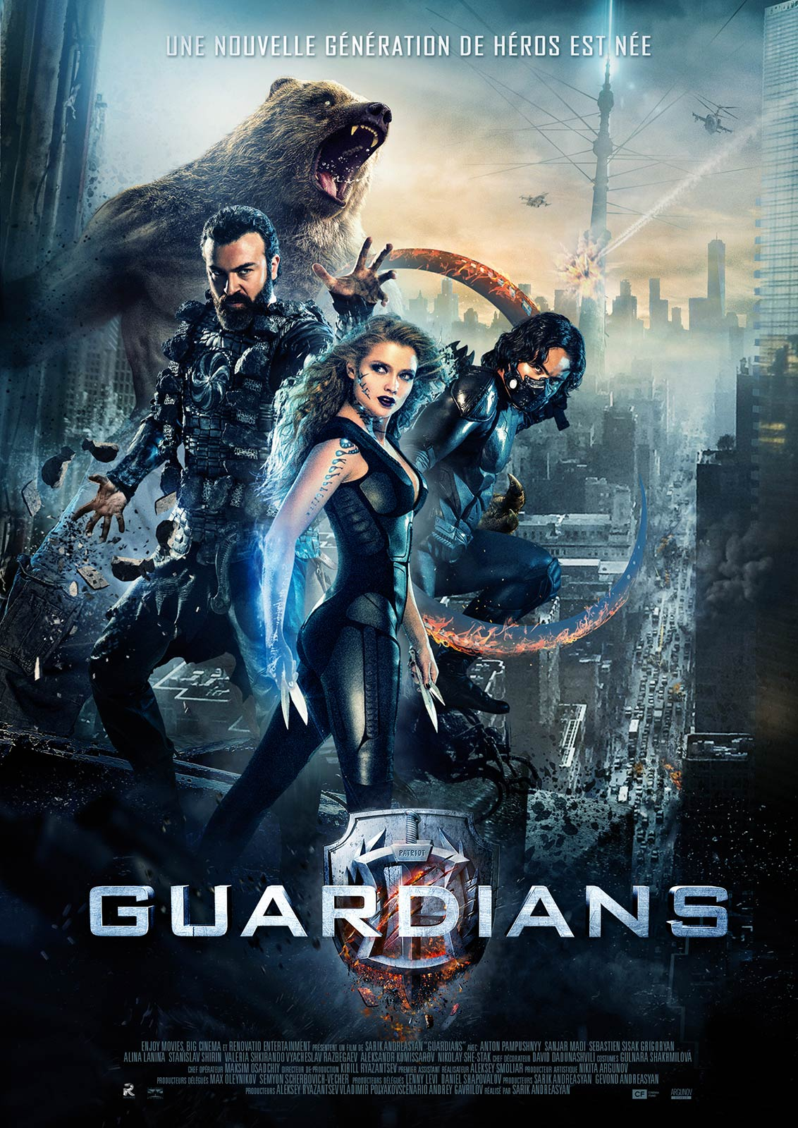 Guardians Streaming Bluray 1080p