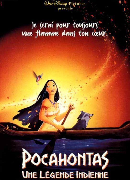 Image du film Pocahontas, une légende indienne