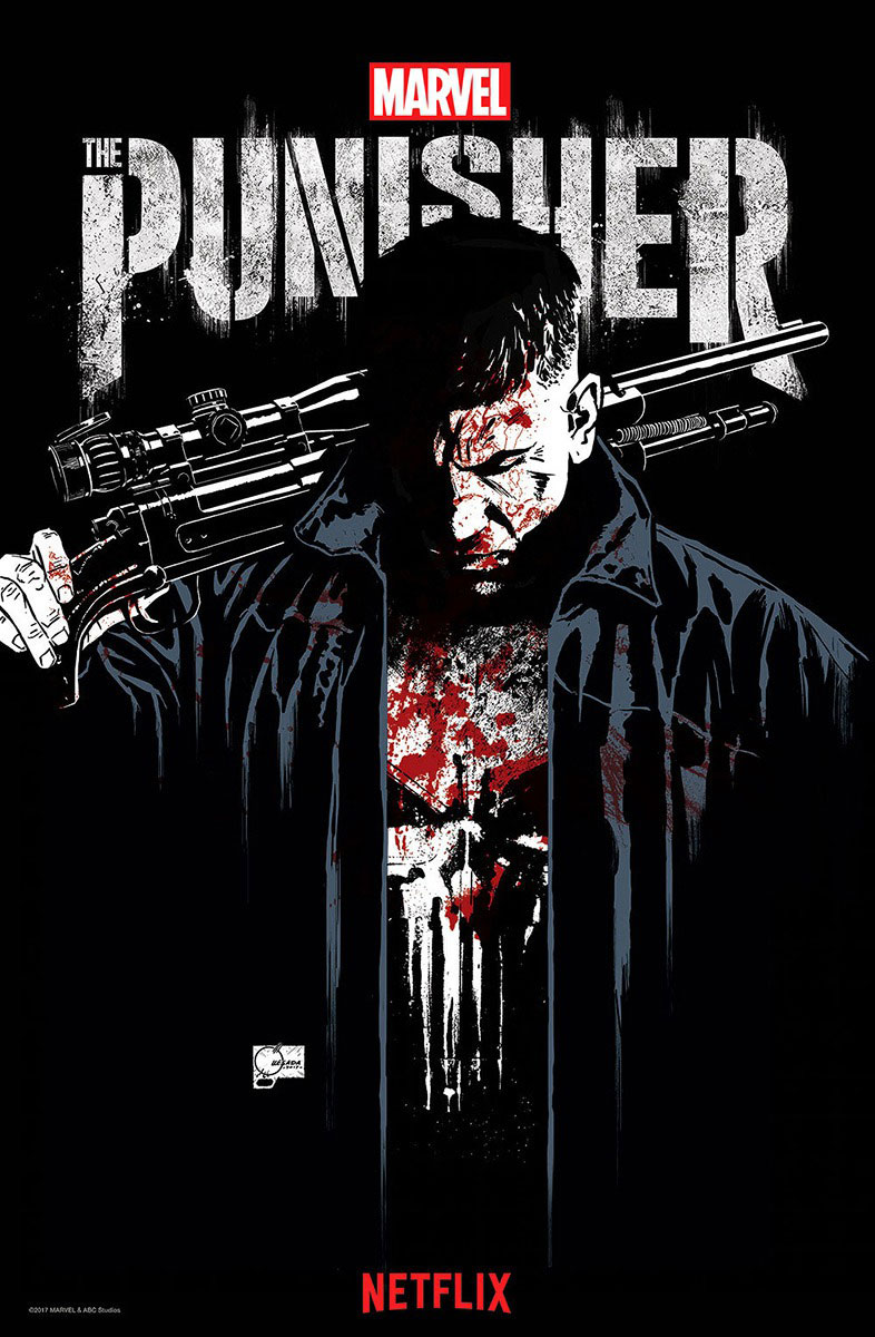 Marvel's The Punisher streaming