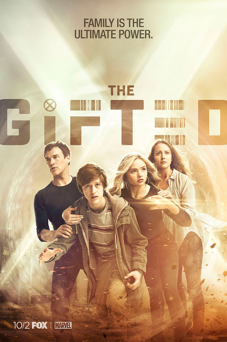 37 - The Gifted