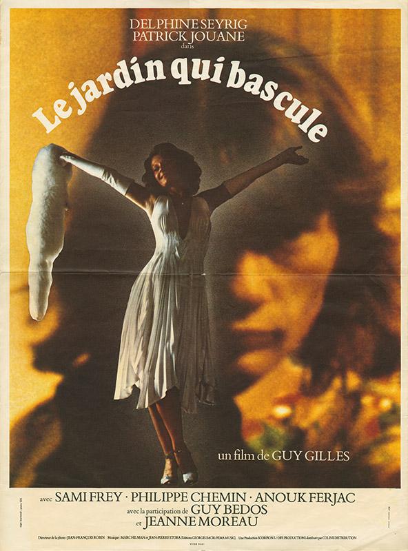 Le jardin qui bascule film 1974 allocin for Le jardin qui bouge
