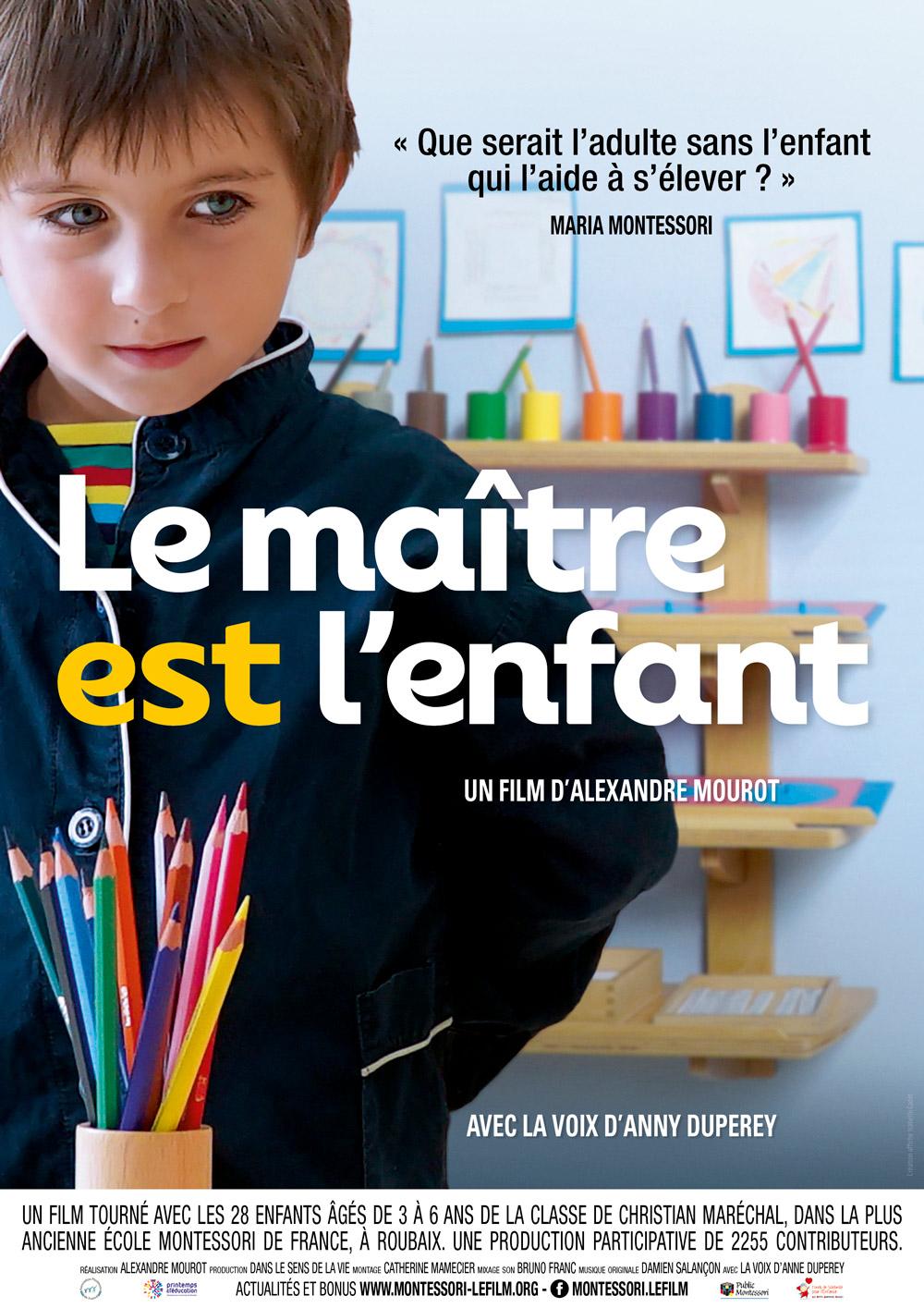 Image du film Le Maître est l'enfant