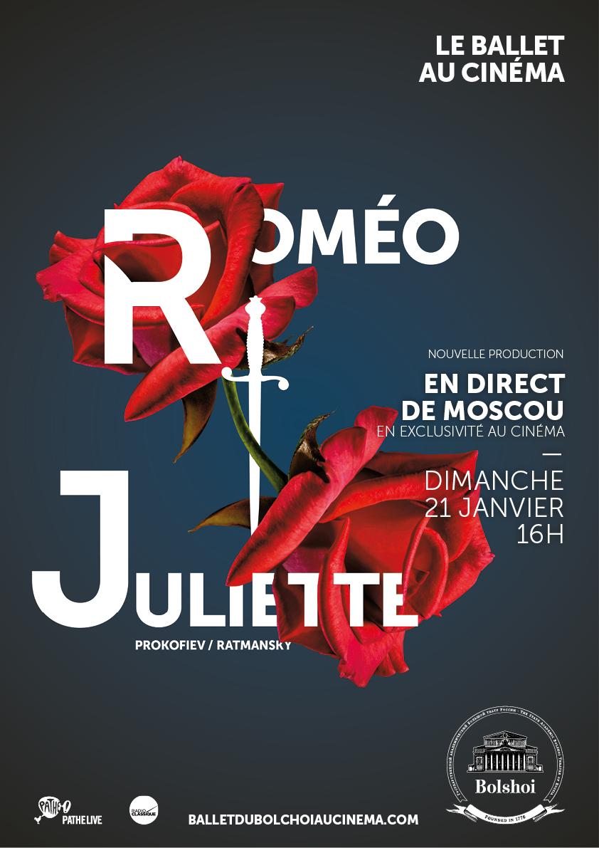Image du film Roméo et Juliette (Bolchoï-Pathé Live)