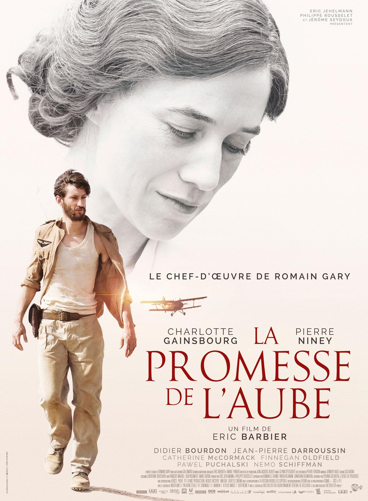 Affiche du film La Promesse de l'aube