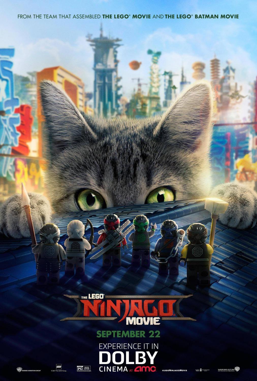 Affiche du film lego ninjago le film affiche 4 sur 16 allocin - Lego ninjago le grand devoreur ...