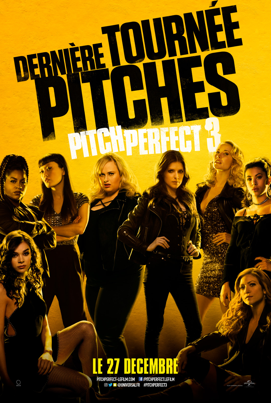 Pitch Perfect 3 Qualité HDRip | FRENCH (VFQ)