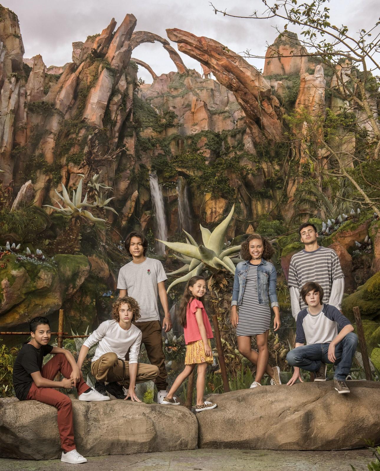 Photo Promotionnelle Du Film Avatar 2