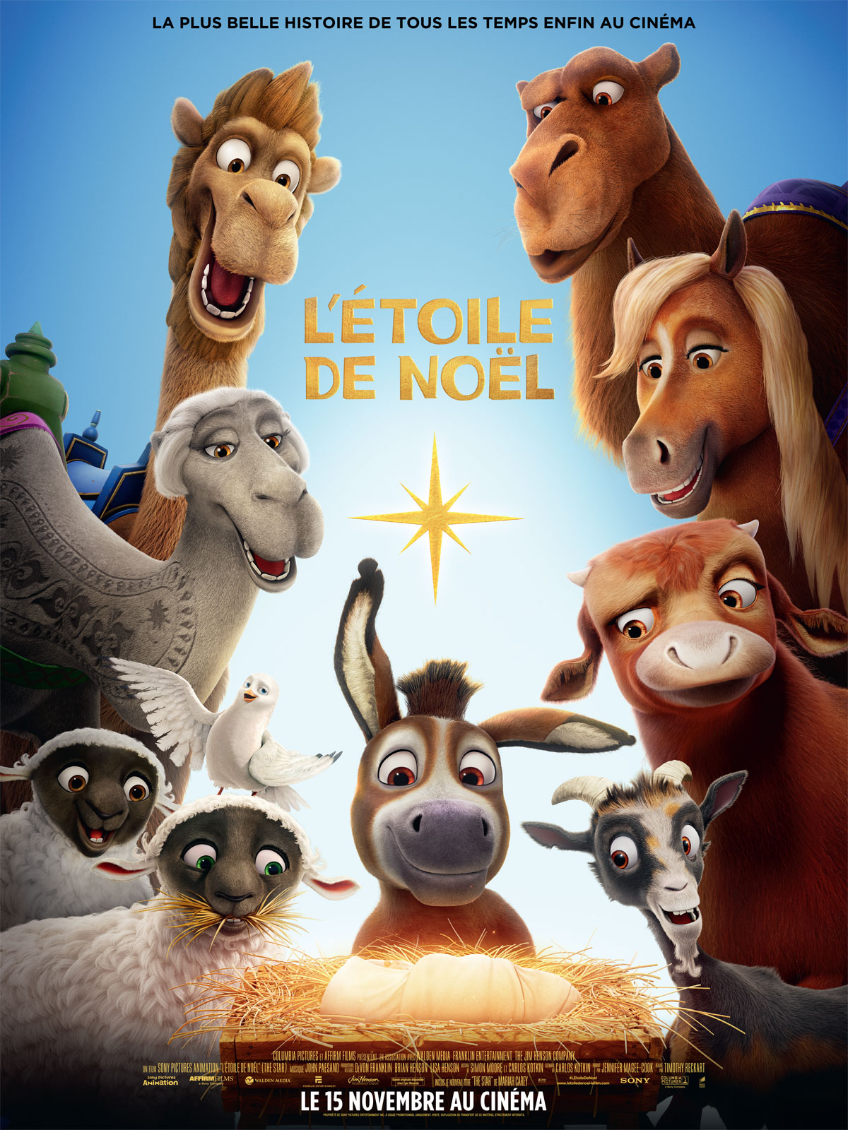 film de noel 2018 au cinema L'Etoile de Noël   film 2017   AlloCiné film de noel 2018 au cinema
