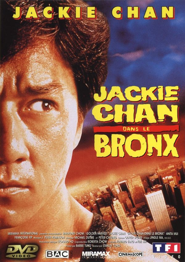 Jackie Chan dans le Bronx streaming